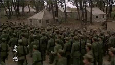 王牌师开到南疆战场···