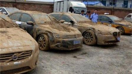 想买二手车的再等等: 长沙洪灾过后的泡水车进入市场