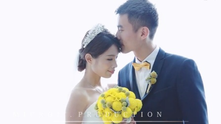 微米空间影像作品:《凤梨酥的小幸运》户外婚礼