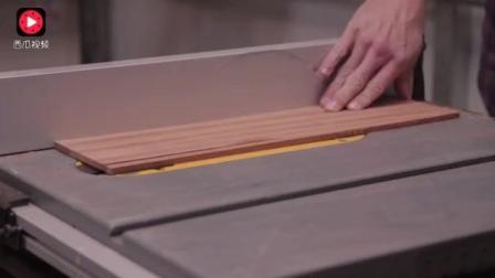 家庭装修: 一种超漂亮实木礼物盒的制作方法