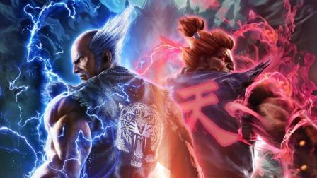 【千里】《铁拳7》一周目最高难度第一期