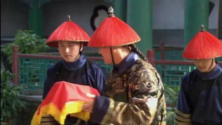 《甄嬛传》皇上对甄嬛很用心, 差人送了一双鞋, 这鞋是后宫之中第一双
