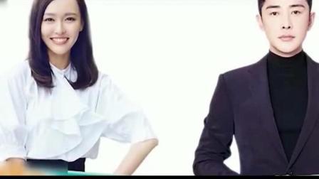 罗晋唐嫣恋情公布后首发糖, 合作新剧《归去来》上演虐心暗恋