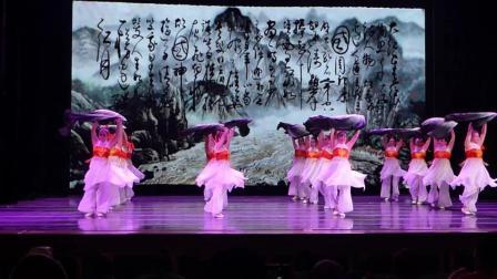 天坛周末9391 舞蹈《中华踏古》七彩佳星舞蹈团