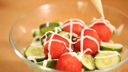 蔬果沙拉, 属于夏天的味道