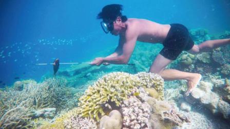 没有国籍的海底神秘巴瑶族 最后一支海洋游牧民族 71