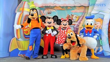 原来在迪士尼当员工也不是一件容易的事啊, 还有这么多不为人知的员工守则