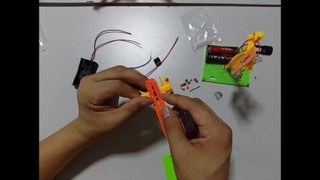 科技小制作: 地震警报器制作步骤