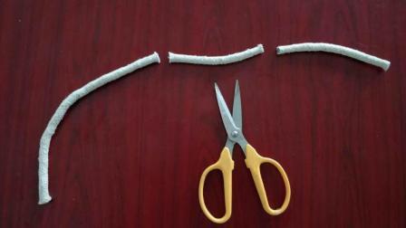 不合常理的绳子, 剪断后又还原! 一分钟明白原理
