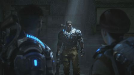 【Q桑制造】《战争机器4》疯狂最高难度攻略解说 第06集