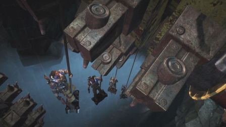 【Q桑制造】《战争机器4》疯狂最高难度攻略解说 第11集