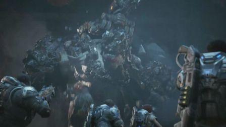 【Q桑制造】《战争机器4》疯狂最高难度攻略解说 第12集