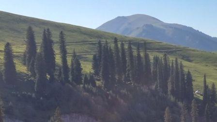 27陪你自驾游-从伊犁州-至巴州-至阿克苏地区