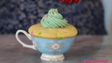 微波炉马克杯蛋糕, 香蕉巧克力蛋糕