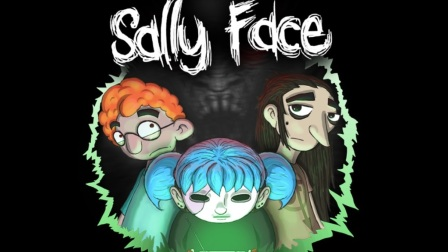 《蠢脸sally face》第二章01
