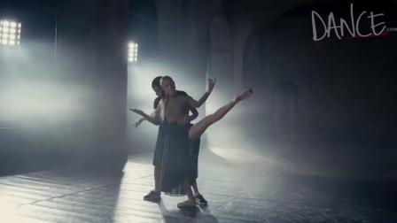 谁说芭蕾舞不能 Freestyle?