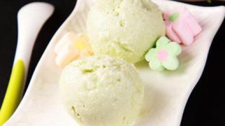 夏日缤纷的美味冰淇淋, 香瓜冰激凌