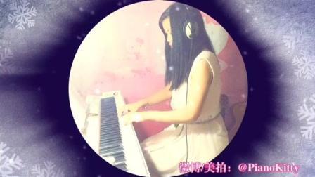 夜色钢琴版《祈祷》钢琴演奏: PianoKitty