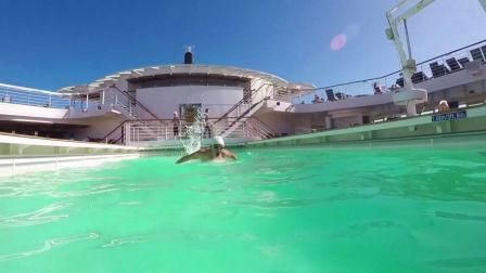 动旅游Vlog 第一季 教你抱水大法 分分钟学会游泳