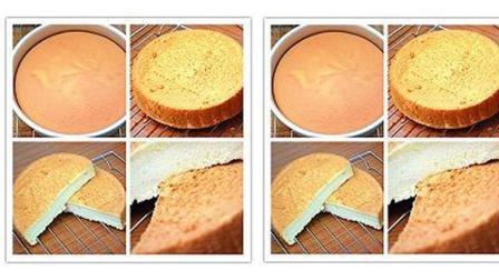 烤箱做蛋糕的做法, 烤箱做蛋糕怎么做好吃