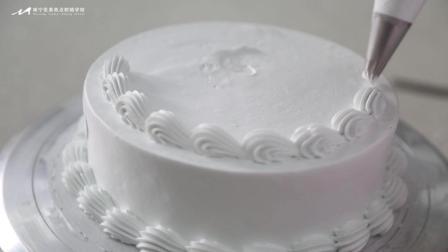 原来蛋糕的裱花装饰这么简单, 你也可以学会