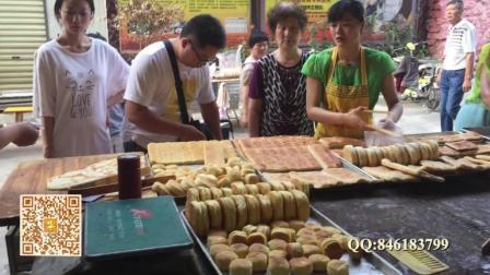 正宗老北京香酥芝麻饼, 香掉牙千层饼, 香掉牙酥饼, 王师傅香酥芝麻饼