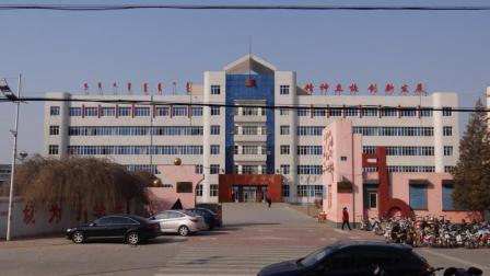 地图上看内蒙古赤峰宁城蒙中