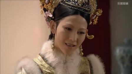 甄嬛传: 皇后这话引起了皇上的关注, 皇上不喜欢那些挑衅的人