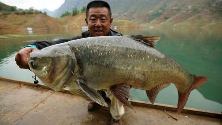 《游钓中国》第三季第6集 再临牂牁江二度攻鲢 海竿远投创得当地记录