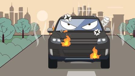 汽车自燃 到底是天气原因还是车主无知 59