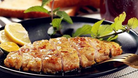 健身减脂神餐, 低油版香煎鸡排