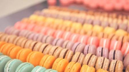 法国的美食在于精致欣赏下正宗法式糕点的制作过程吧
