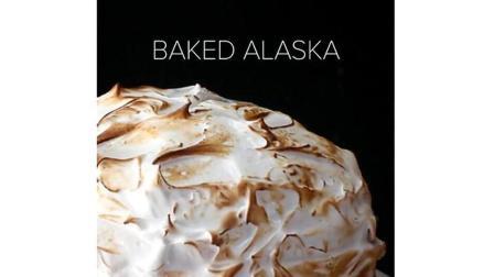 """网红奶油蛋糕""""炙烤阿拉斯加""""的完美制作过程"""