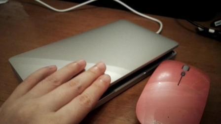 用来画画? 世界最小笔记本电脑GPD pocket开箱视频