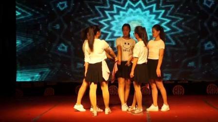 创新幼儿园老师舞蹈表演《cry cry》