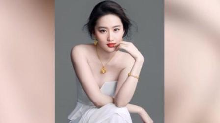 清纯玉女刘亦菲高清写真MV
