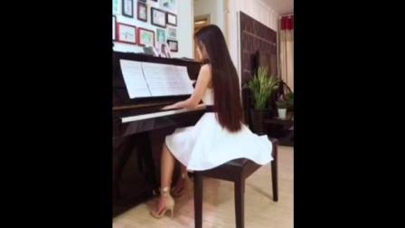 最爱的一首钢琴曲《river flows in you》
