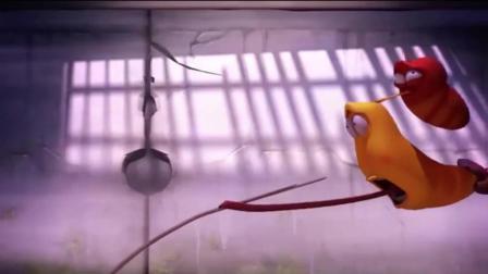 爆笑虫子: 自私的红虫最后吃了一个大粪球