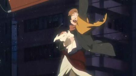 阿良说动漫 第一季 《东京教父》 一个发生在平安夜的故事 06