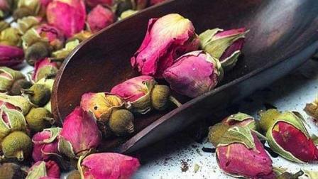 玫瑰花茶和什么搭配好?