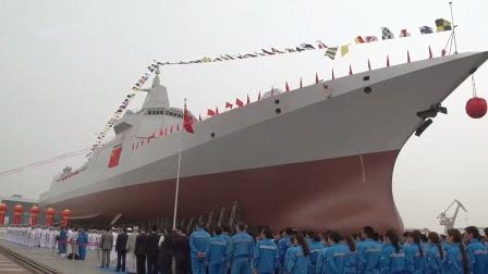 055驱逐舰为何成为世界最强战舰?我们真的要感谢美国