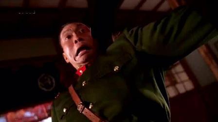 中国小伙大战日本军官