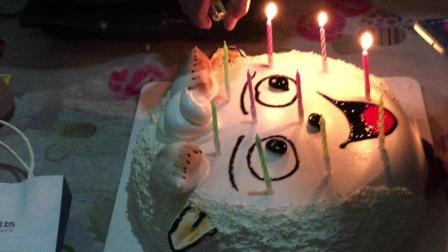 宝宝的周岁蛋糕 宝宝的生日派对