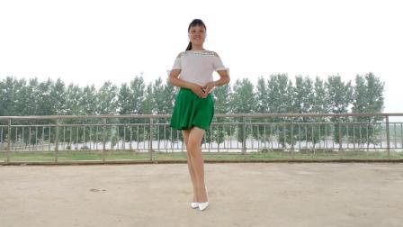 华美舞动广场舞《你给我的爱》简单32步