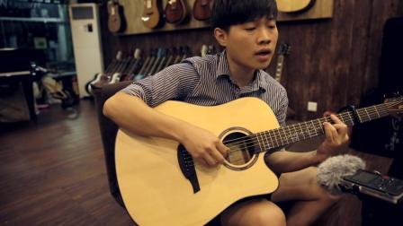 蓝莓吉他弹唱教学 第101课《当你孤单你会想起谁》张栋梁