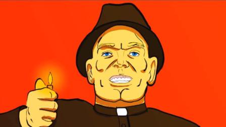 Ben the exorcist丨这是我玩过的恐怖游戏里面最逗比的一个了!