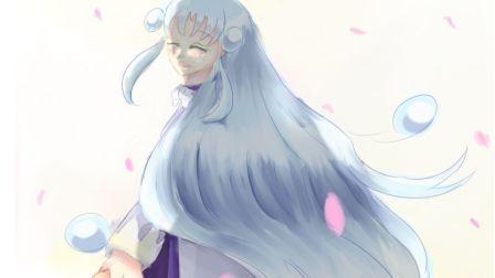 [双子星公主][月莲][手书]永远