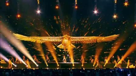 哈萨克斯坦迪亚希演唱会, 现场激情十足!