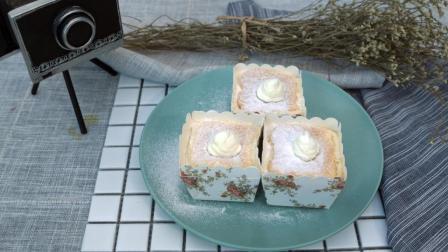 传说中最柔软的北海道戚风蛋糕, 像冰淇淋一样入口即化!