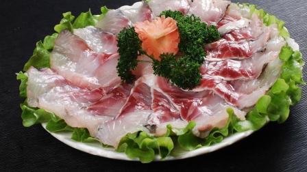 专业大厨腌制鱼片又白又嫩好好吃, 快学学吧, 自己在家也可以试试。
